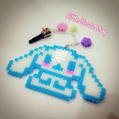 Cinnamoroll perler beads by littlebeadshop