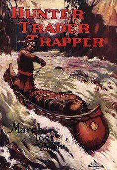 Hunter Trader Trapper - 1927