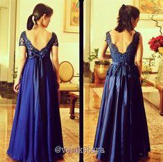 Model Vera Kebaya Long Dress Terbaru