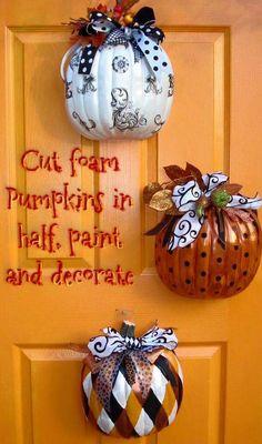 Halloween Door idea