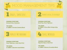 doTERRA's Mood Management Essential Oil Blends can help us deal with our emotions when life brings us LEMONS. #doterra #moodmanagement #essentialoils #mydoterralifestyle