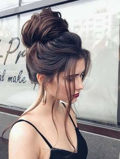 hair looks hairstyles \ hair looks . hair looks hairstyles . hair looks color . hair looks medium . hair looks 2020 . hair looks hairstyles medium lengths . hair looks for prom . hair looks curly Wedding Hairstyles For Long Hair, Diy Hairstyles, Hairstyles 2018, Hairstyle Ideas, Perfect Hairstyle, Holiday Hairstyles, Latest Hairstyles, Buns For Long Hair, Black Hairstyles