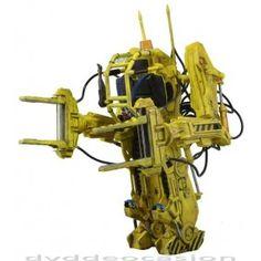 FIGURA ALIENS POWER LOADER CATERPILLAR 28 CMS … Precio de Ocasión, Vehículo de la película ´Aliens´, tamaño approx. 28 cm. Compatible con todas las figuras de 16 - 18 cm.
