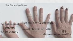 WHEN YOU SHARE, IT MEANS YOU CARE!3.7k40130Here you will find three different lists of celiac disease symptoms according to the person'sage Infants could be affected by a few of them. The symptoms may also appear at any age. Also digestive symptoms are more common in small children and kids. Another challenging thing is that children …