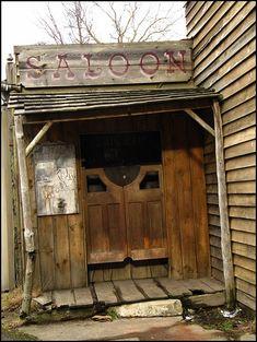 saloon facade
