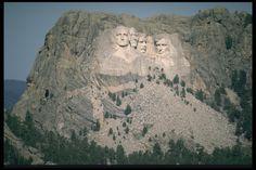 Mount Rushmore, South Dakota..
