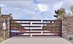 """Website of Rustic 101 Custom entry doors custom interior doors custom gates custom furniture custom cabinets alder rustic tuscan hacienda pine mexican Wrought Iron Driveway Gates, Driveway Entrance, Front Gates, Entrance Gates, Entry Doors, Entrance Sign, Front Gate Design, House Gate Design, Gate House"