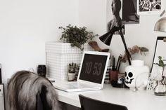 Study Office, Office Desk, Office Environment, Scandinavian Interior, Lego, Space, Creative, Inspiration, Furniture