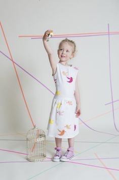 Kostenlose Anleitung: Kleid - Initiative Handarbeit