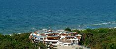Hotel Spa **** nad morzem z basenem w Jastarni, luksusowe apartamenty | Dom Zdrojowy