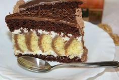 Pianíno torta Dessert Recipes, Desserts, Tiramisu, Sweets, Homemade, Ethnic Recipes, Food, Knits, Ms