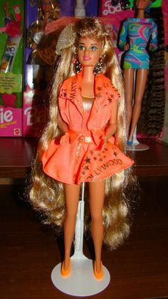 Hollywood Hair TERESA Doll 1992 by bulycheva | Barbie Collector