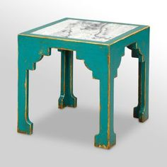 Accent table.