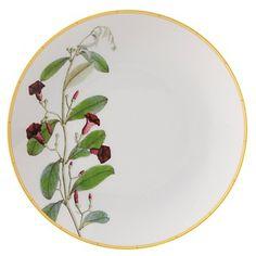 Bernardaud Jardin Indien Bread & Butter Plate