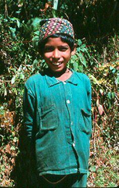 #orphan #stonefever Hindu boy, Nepal, photo by author