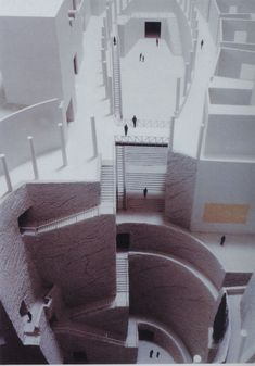 Arcology, Concept Architecture, Architecture Models, Arch Model, Meeting Place, Layout, Interior, Modern, Inspiration