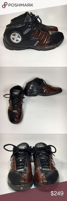 3f4411170ffd Dada Supreme Spinnahs Men s 12 Spinner Shoes Spree s Men s size 12 basketball  Shoes. Wood grain