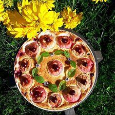 #leivojakoristele #omenahaaste Kiitos @sokerivaltakunta Pepperoni, Pizza, Food, Essen, Meals, Yemek, Eten