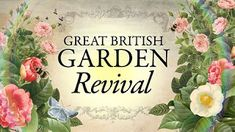 Gardening and Cooking: Great British Garden Revival ep.7 - Ponds and Stum...Charlie Dimmock campaigns to put ponds back in gardens. She finds out the importance of ponds for wildlife and takes the plunge in a new style of water gardening - the swimming pond. #gardening
