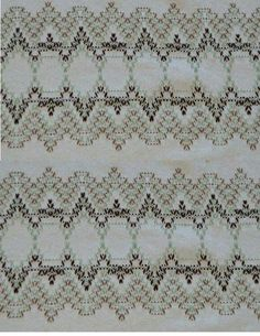 Victorian Lace Collection Camio Afghan Swedish Weave Pattern for Monk's Cloth Applique Quilt Patterns, Needlepoint Patterns, Embroidery Patterns, Stitch Patterns, Crochet Patterns, Swedish Embroidery, Towel Embroidery, Simple Embroidery, Weaving Designs