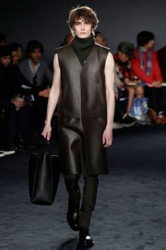 Jil Sander Tightens Its Ranks with Military Inspired Fall Collection