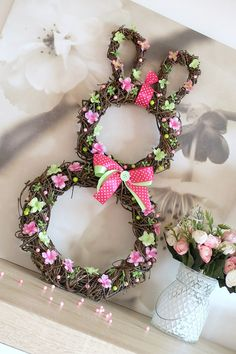 1 million+ Stunning Free Images to Use Anywhere Christmas Diy, Christmas Wreaths, Holiday, Ester Crafts, Diy Spring Wreath, Boyfriend Crafts, Free To Use Images, Vintage Easter, Valentine's Day Diy