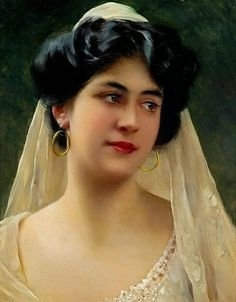 Eugene de Blaas 1843 -1931 Austria