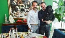 Recordarán la experiencia- Aaron Stewart y Fernando Rodríguez comparten su receta para una temporada festiva memorable.