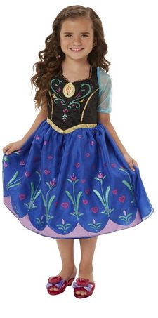 Frozen Elsa and Anna musical dresses! Great idea for Christmas or Halloween.Disney Frozen Anna Musical Light Up Dress