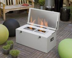 Lareira em caixa / Fireplace