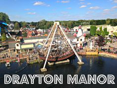 Our Family Weekend at Drayton Manor Theme Park and Hotel Family Friendly Holidays, Family Friendly Resorts, Family Weekend, Family Days Out, Drayton Manor Park, Days Out In England, Days Out With Kids, Holiday Accommodation, Places Of Interest