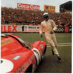 "Jo Bonnier Le Mans 1969 - Lola T70MKII.IIB. The last year of the ""Running"" starts!"