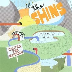 The Shins, Chutes Too Narrow. Probably my favorite Shins CD. Good Music, My Music, Music Stuff, Music Life, Indie Music, Built To Spill, Newbury Comics, Jazz, Modest Mouse