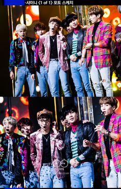 161017 #SHINee - SBS Inkigayo PD Note Update #Minho #Taemin