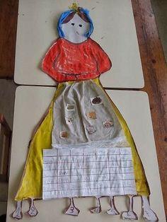 Χαρούμενες φατσούλες στο νηπιαγωγείο: Η ΚΥΡΑ ΣΑΡΑΚΟΣΤΗ