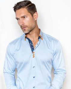 dff013ca85a9 9 Best MEN'S FRENCH SHIRTS images in 2013 | Shirt style, Burberry ...