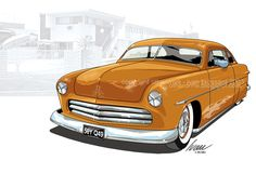 Ford 49 custom