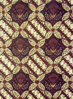Textiles, Textile Patterns, Textile Art, Batik Pattern, Pattern Art, Batik Art, Yogyakarta, Ikat, Flower Art