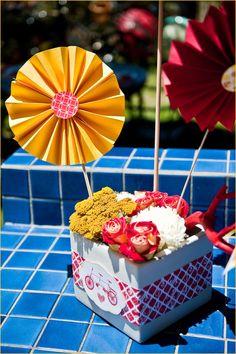 Summer bridal shower ideas