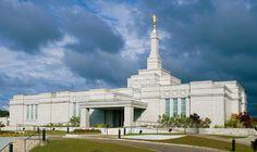Suva Fiji Temple. LDS - Mormon