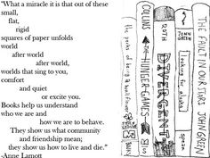 books help us understand who we are