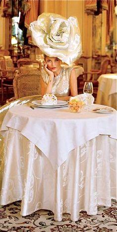 Dior Haute Couture in Coco Chanel's appartment Ritz Hotel, Paris