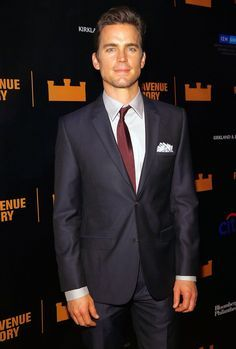 Pin for Later: Hot Guys You Won't Want to Miss on the Emmys Red Carpet Matt Bomer Nomination: Outstanding supporting actor in a miniseries or movie, The Normal Heart
