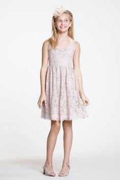 Seahorse Dress Opal Style 48228   Watters.com, flower girl dresses