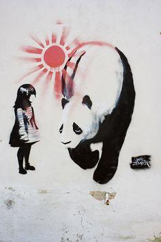 PANDA POWER by *lora-zombie on deviantART