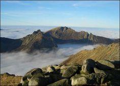 Isle of Arran, Scotland - where we'll retire to