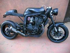"Suzuki GSX-R ""Back to Black"" by KMP"
