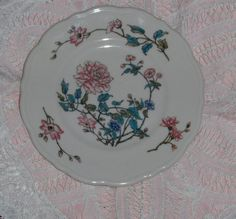 Vintage Syracuse China Corporation USA Floral by classiccapecod