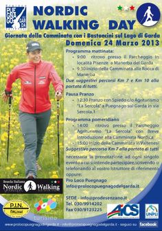 Nordic Walking Day a Puegnago http://www.panesalamina.com/2013/9225-nordic-walking-day-a-puegnago.html