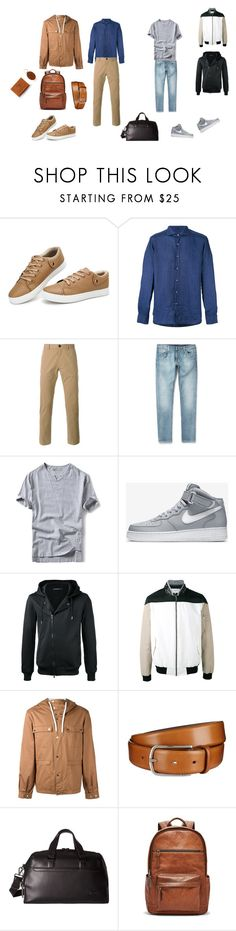 """For men 4"" by tikhonova-tatiana on Polyvore featuring FAY, Paul Smith, Nudie Jeans Co., Roar, Les Benjamins, Kenzo, BOSS Hugo Boss, Tumi, FOSSIL и men's fashion"